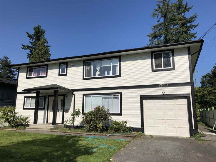 13001 OLD YALE ROAD - Whalley House/Single Family for sale, 7 Bedrooms (R2479804)