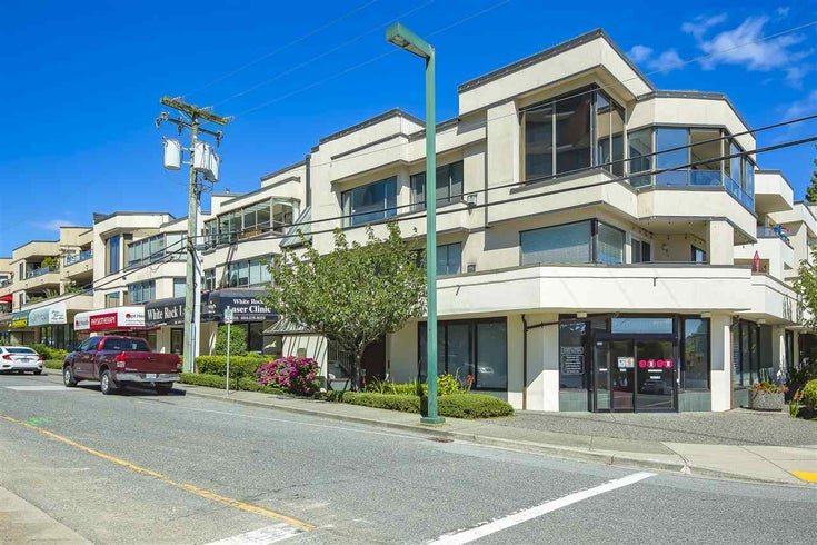 3F 1400 GEORGE STREET - White Rock Apartment/Condo for sale, 2 Bedrooms (R2479826)