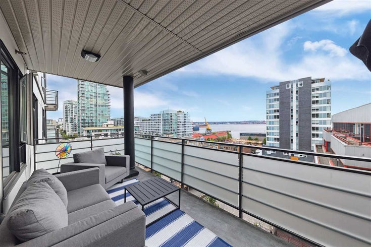 511 123 W 1ST STREET - Lower Lonsdale Apartment/Condo for sale, 2 Bedrooms (R2479841)