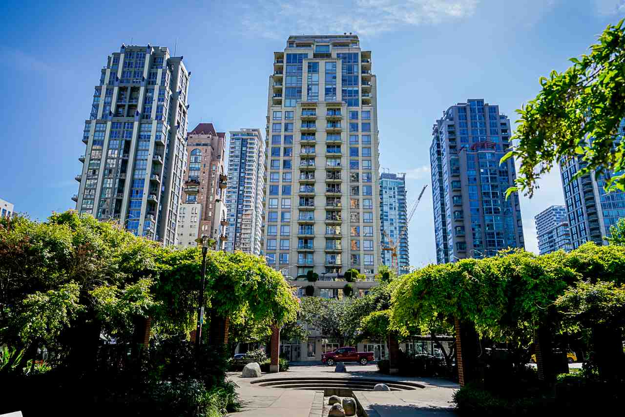 1107 1225 RICHARDS STREET - Downtown VW Apartment/Condo for sale(R2479850) - #1