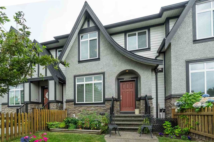 20955 80 AVENUE - Willoughby Heights Row House (Non-Strata) for sale, 4 Bedrooms (R2479867)