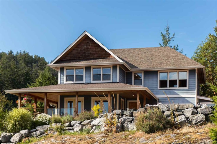 35 4622 SINCLAIR BAY ROAD - Pender Harbour Egmont House/Single Family for sale, 2 Bedrooms (R2479872)