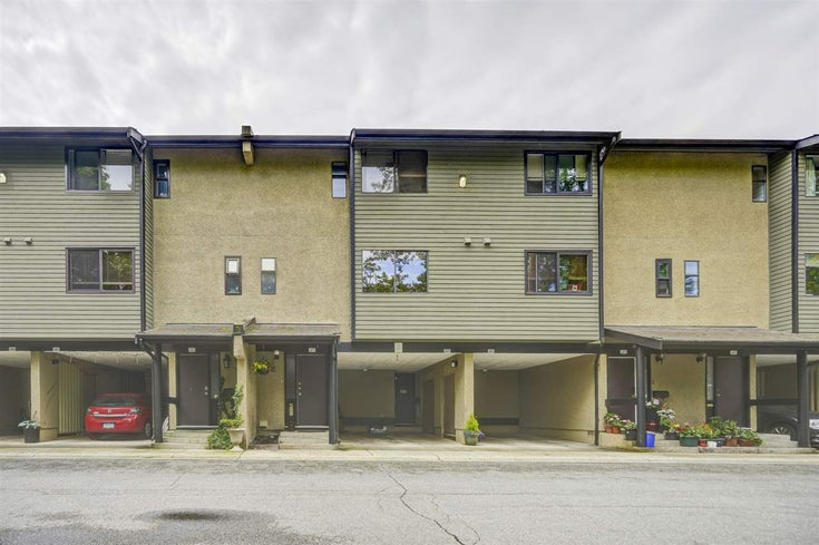 3478 NAIRN AVENUE - Champlain Heights Townhouse for sale, 3 Bedrooms (R2479939)