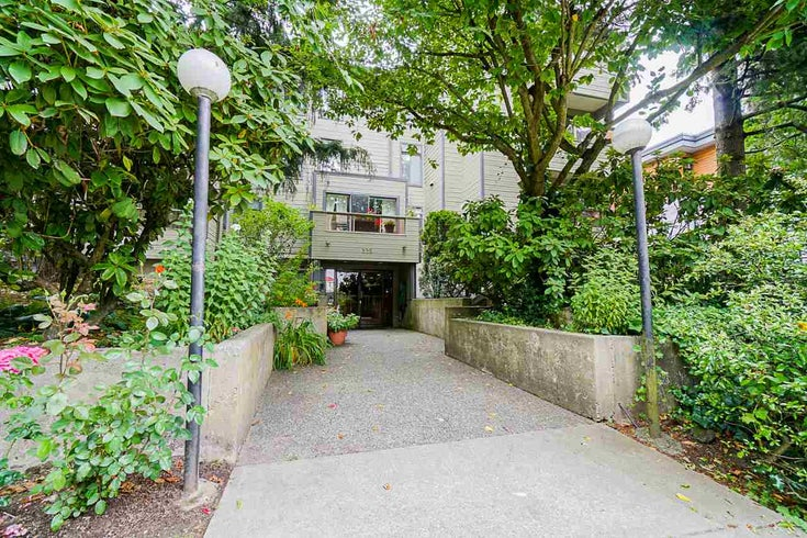 301 225 MOWAT STREET - Uptown NW Apartment/Condo for sale, 1 Bedroom (R2479995)