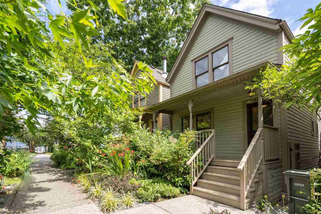 504 HAWKS AVENUE - Strathcona Townhouse for sale, 3 Bedrooms (R2480017) - #34