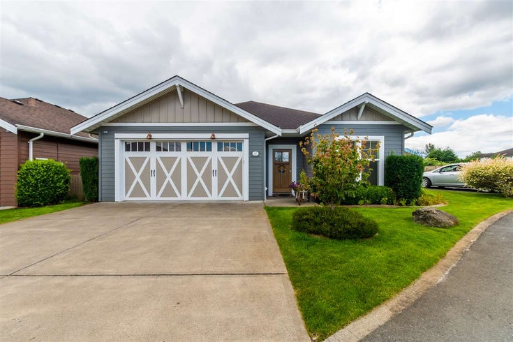 47 7600 CHILLIWACK RIVER ROAD - Sardis East Vedder Rd House/Single Family for sale, 2 Bedrooms (R2480051)