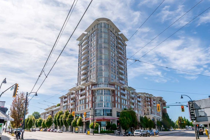 201 4028 KNIGHT STREET - Knight Apartment/Condo for sale, 1 Bedroom (R2480079)