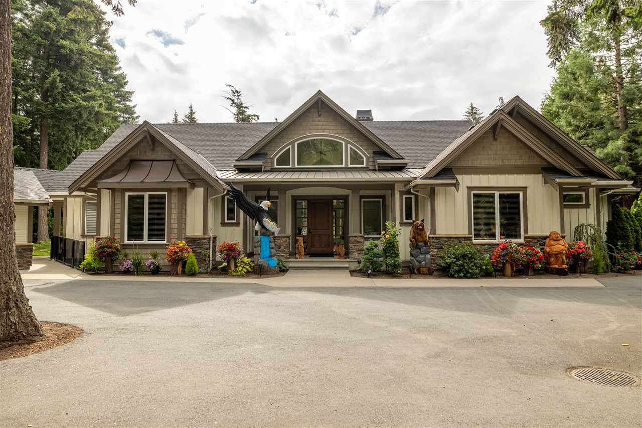 2182 196TH STREET - Brookswood Langley House with Acreage for sale, 5 Bedrooms (R2480144) - #1