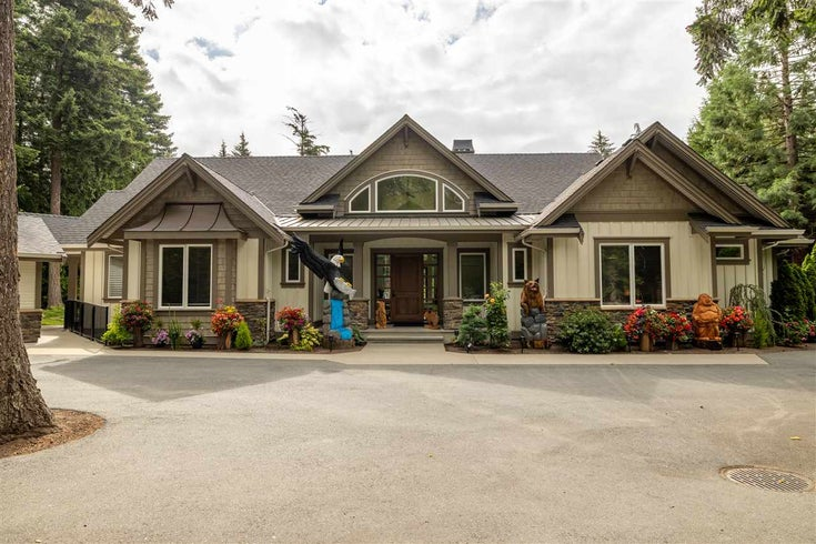 2182 196TH STREET - Brookswood Langley House with Acreage for sale, 5 Bedrooms (R2480144)