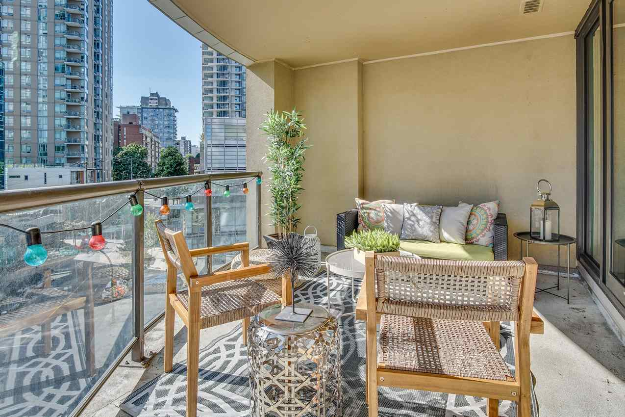 505 789 DRAKE STREET - Downtown VW Apartment/Condo for sale, 1 Bedroom (R2480174) - #10