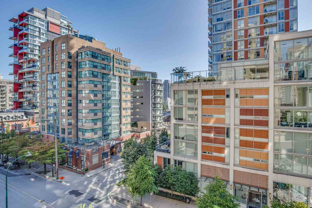 505 789 DRAKE STREET - Downtown VW Apartment/Condo for sale, 1 Bedroom (R2480174) - #11