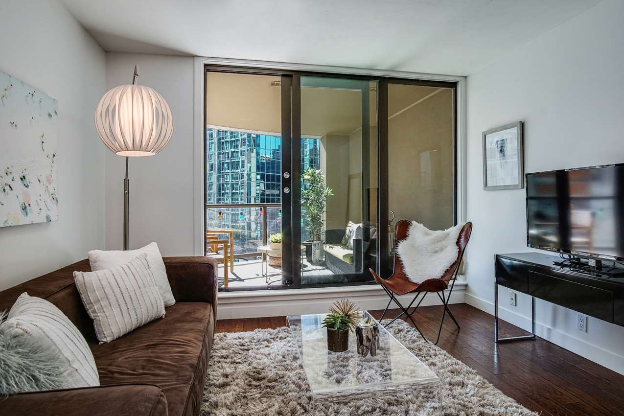 505 789 DRAKE STREET - Downtown VW Apartment/Condo for sale, 1 Bedroom (R2480174) - #2