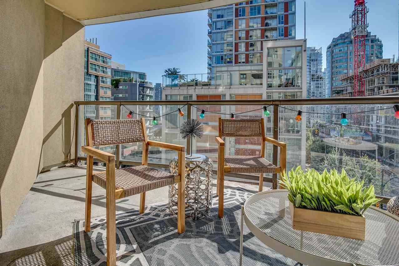 505 789 DRAKE STREET - Downtown VW Apartment/Condo for sale, 1 Bedroom (R2480174) - #9