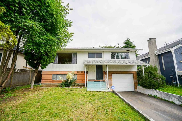 15885 BUENA VISTA AVENUE - White Rock House/Single Family for sale, 3 Bedrooms (R2480186)