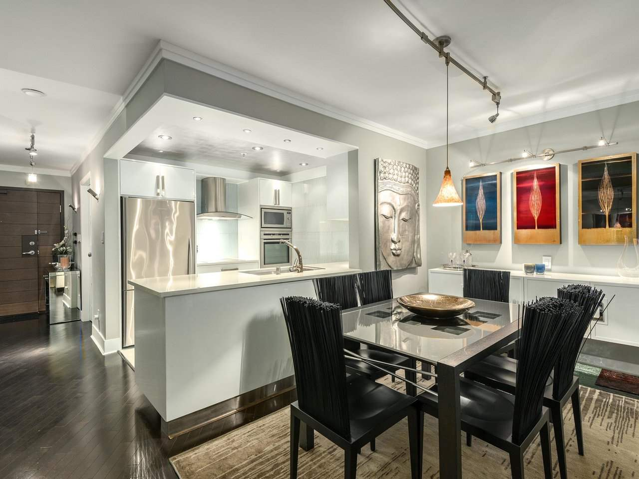 705 1201 MARINASIDE CRESCENT - Yaletown Apartment/Condo for sale, 3 Bedrooms (R2480191) - #16