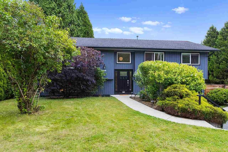 3260 HOSKINS ROAD - Lynn Valley House/Single Family for sale, 3 Bedrooms (R2480197)