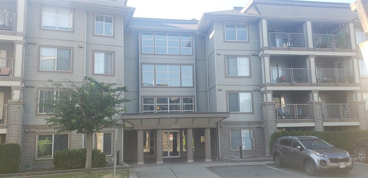 111 45559 YALE ROAD - Chilliwack W Young-Well Apartment/Condo for sale, 2 Bedrooms (R2480205)