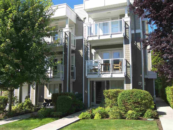 3 1321 FIR STREET - White Rock Townhouse for sale, 3 Bedrooms (R2480214)