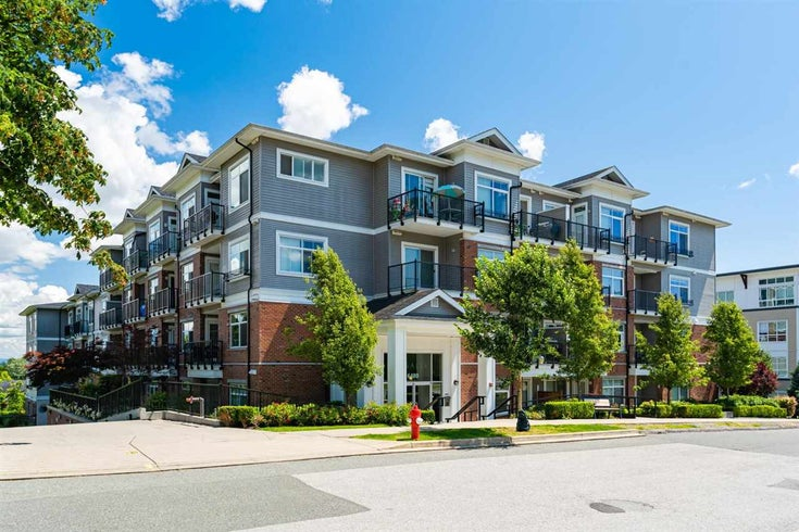 301 6480 195A STREET - Clayton Apartment/Condo for sale, 2 Bedrooms (R2480232)