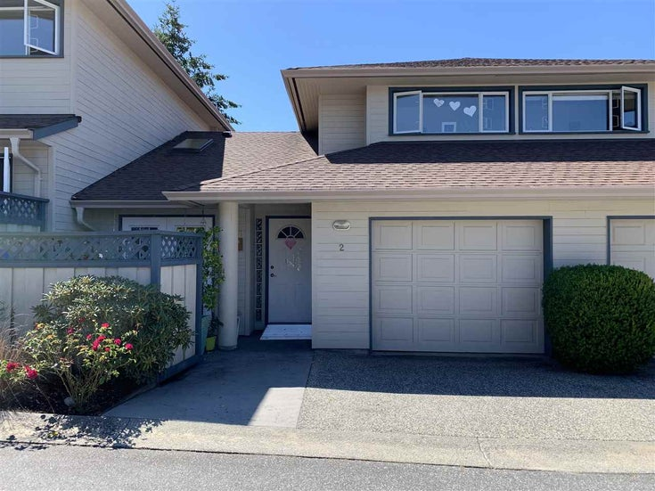 2 5768 MARINE WAY - Sechelt District Townhouse for sale, 2 Bedrooms (R2480241)