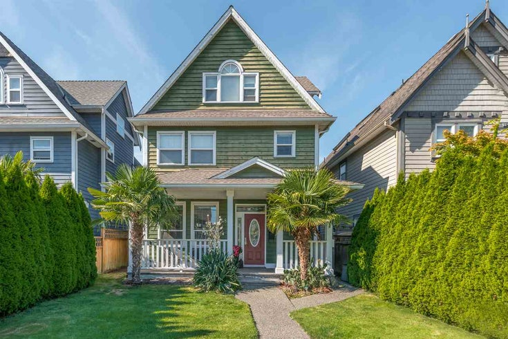 4837 47A AVENUE - Ladner Elementary House/Single Family for sale, 4 Bedrooms (R2480321)