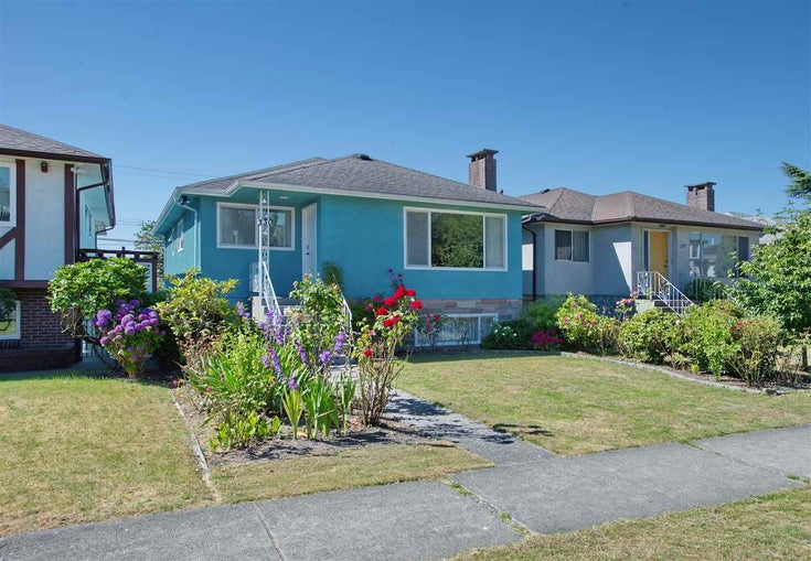 330 E 50TH AVENUE - South Vancouver House/Single Family for sale, 6 Bedrooms (R2480343)