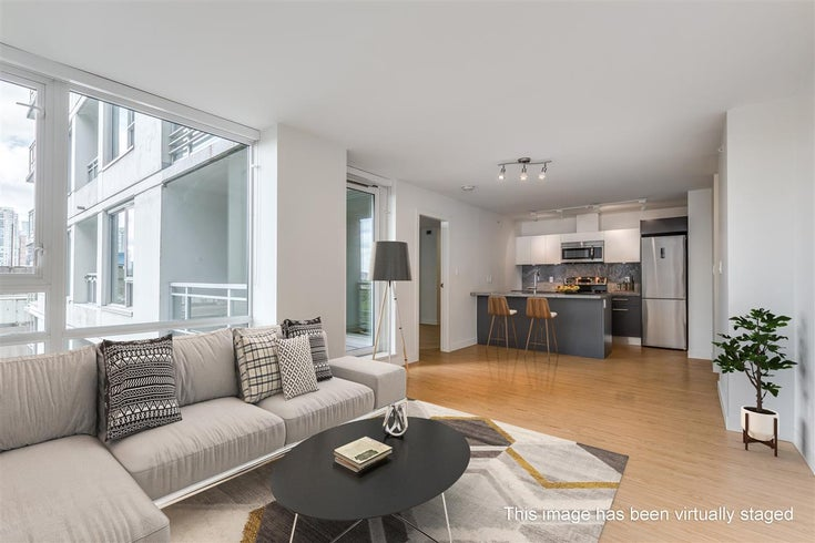 718 188 KEEFER STREET - Downtown VE Apartment/Condo for sale, 2 Bedrooms (R2480366)