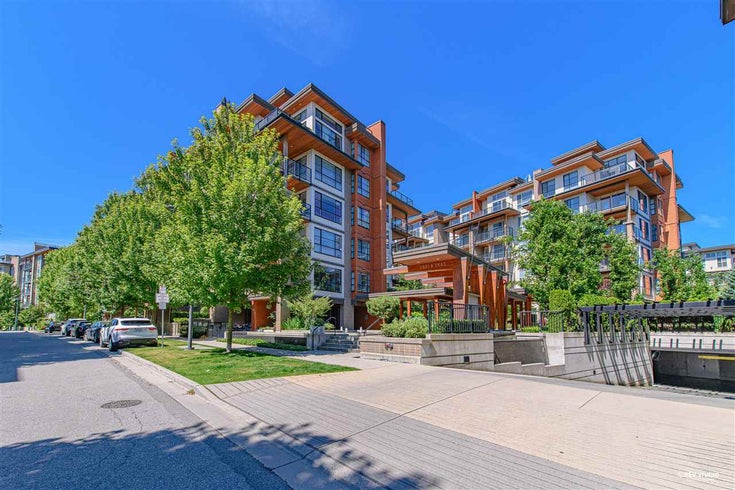 201 5981 GRAY AVENUE - University VW Apartment/Condo for sale, 1 Bedroom (R2480439)