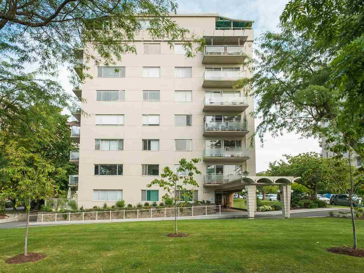 303 2409 W 43RD AVENUE - Kerrisdale Apartment/Condo for sale, 1 Bedroom (R2480471)