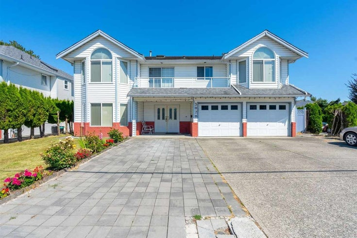 3020 BLUE JAY STREET - Abbotsford West House/Single Family for sale, 5 Bedrooms (R2480502)