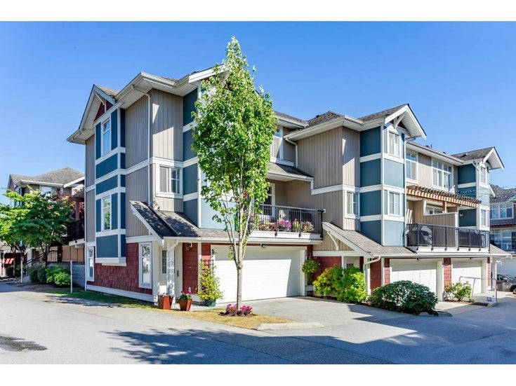 32 6036 164 STREET - Cloverdale BC Townhouse for sale, 4 Bedrooms (R2480531)
