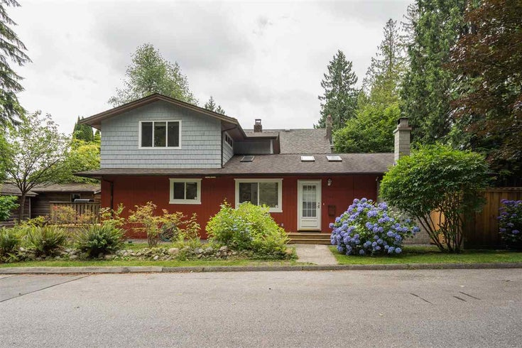 3384 CHAUCER AVENUE - Lynn Valley House/Single Family for sale, 3 Bedrooms (R2480556)