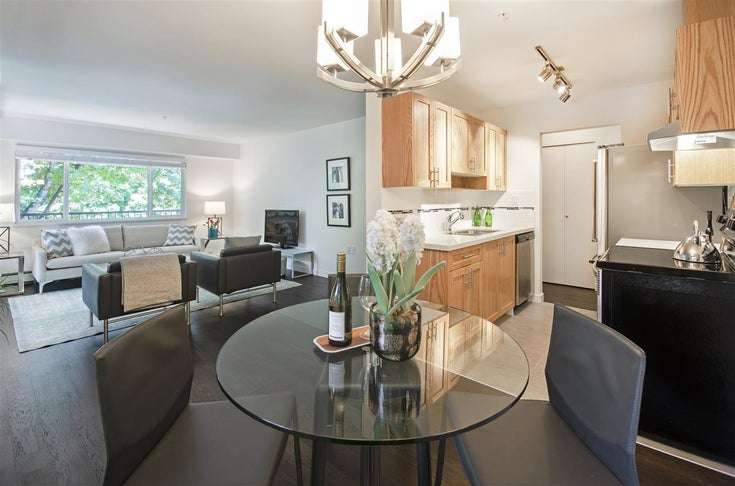 308 357 E 2ND STREET - Lower Lonsdale Apartment/Condo for sale, 2 Bedrooms (R2480606)
