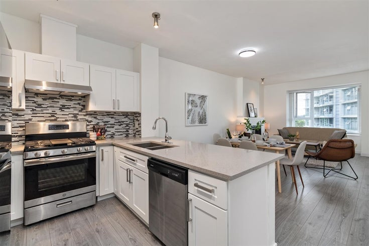 411 4783 DAWSON STREET - Brentwood Park Apartment/Condo for sale, 2 Bedrooms (R2480610)