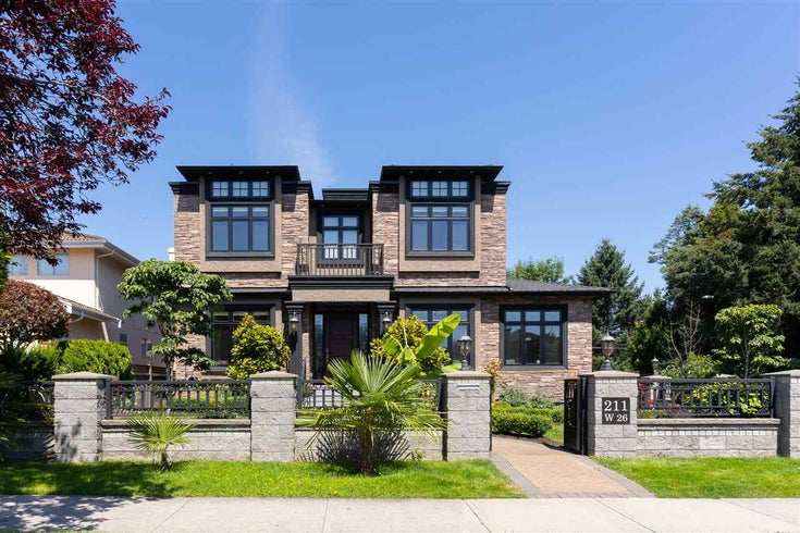 211 W 26TH AVENUE - Cambie House/Single Family for sale, 8 Bedrooms (R2480752)