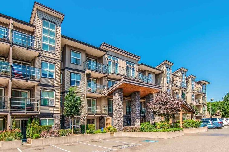 214 30515 CARDINAL AVENUE - Abbotsford West Apartment/Condo for sale, 1 Bedroom (R2480759)