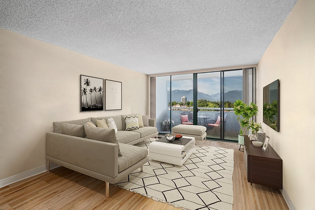 1104 3920 HASTINGS STREET - Willingdon Heights Apartment/Condo for sale, 1 Bedroom (R2480772)