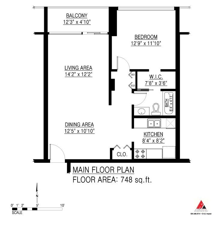 1104 3920 HASTINGS STREET - Willingdon Heights Apartment/Condo for sale, 1 Bedroom (R2480772) - #38