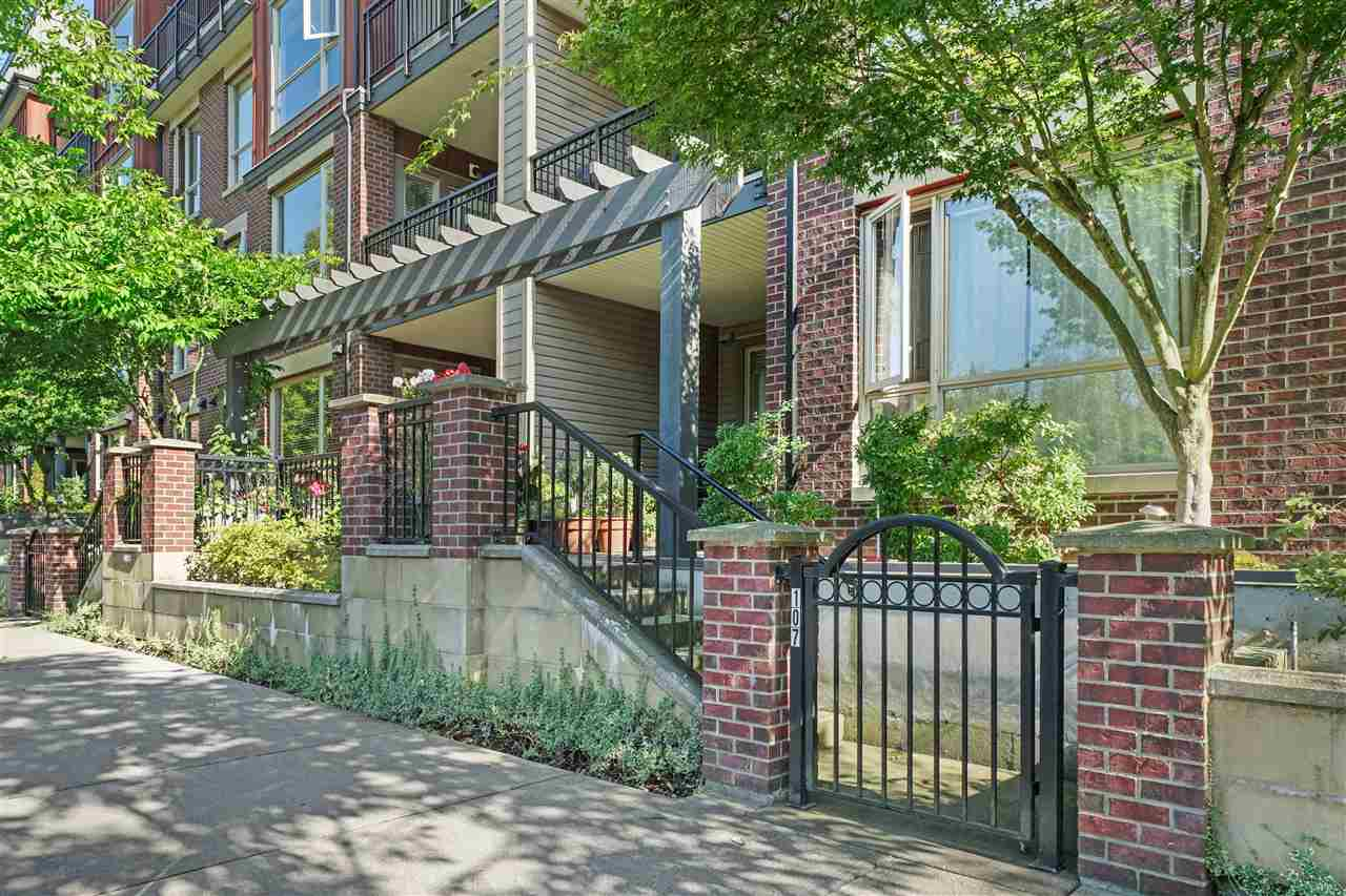 107 2628 MAPLE STREET - Central Pt Coquitlam Apartment/Condo for sale, 2 Bedrooms (R2480799) - #1