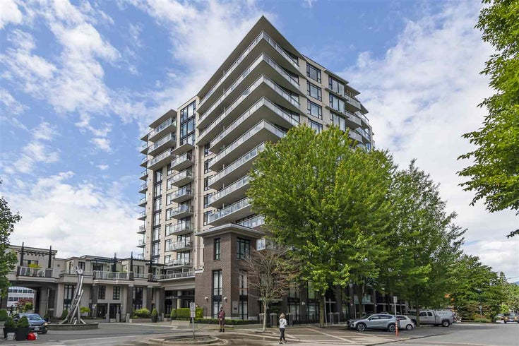 901 175 W 1ST STREET - Lower Lonsdale Apartment/Condo for sale, 1 Bedroom (R2480816)