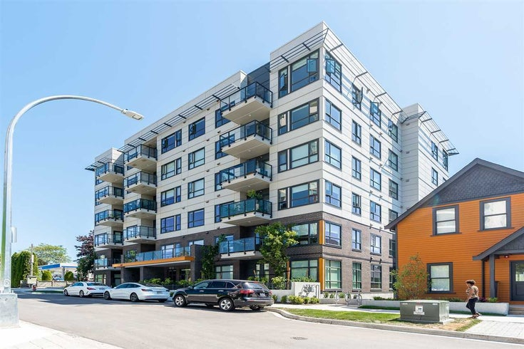 104 610 BRANTFORD STREET - Uptown NW Apartment/Condo for sale(R2480820)