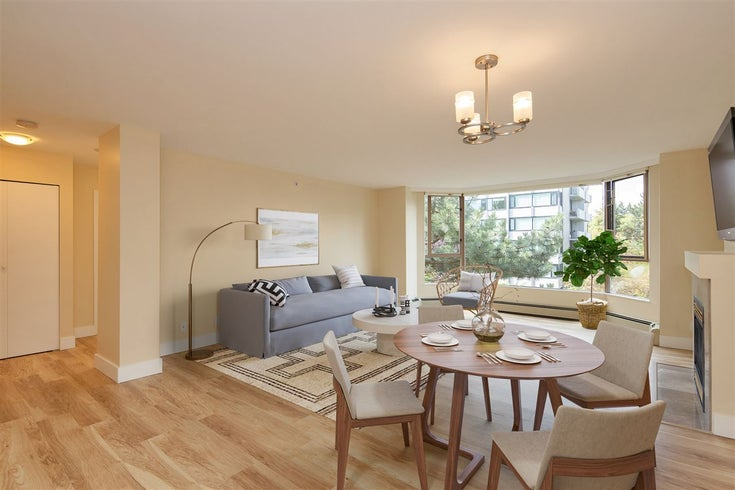 301 2108 W 38 AVENUE - Kerrisdale Apartment/Condo for sale, 2 Bedrooms (R2480827)