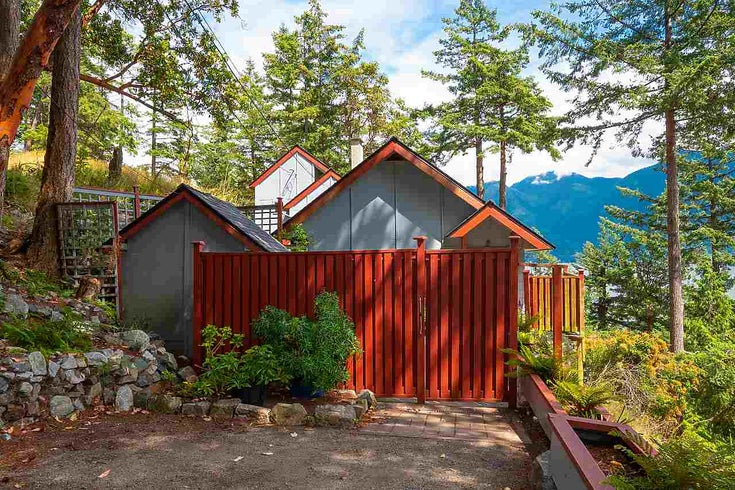 1519 WILLIAMS ROAD - Bowen Island House/Single Family for sale, 4 Bedrooms (R2480867)
