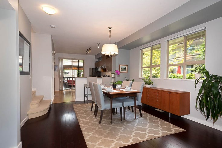 120 100 KLAHANIE DRIVE - Port Moody Centre Townhouse for sale, 3 Bedrooms (R2480880)