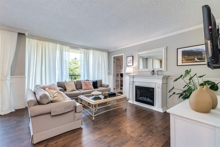 201 4353 HALIFAX STREET - Brentwood Park Apartment/Condo for sale, 2 Bedrooms (R2480934)