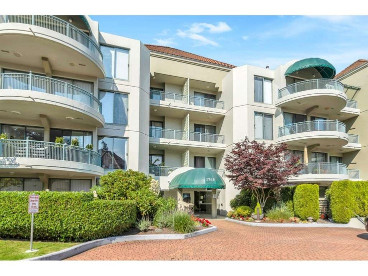 204 1765 MARTIN DRIVE - Sunnyside Park Surrey Apartment/Condo for sale, 2 Bedrooms (R2480960)