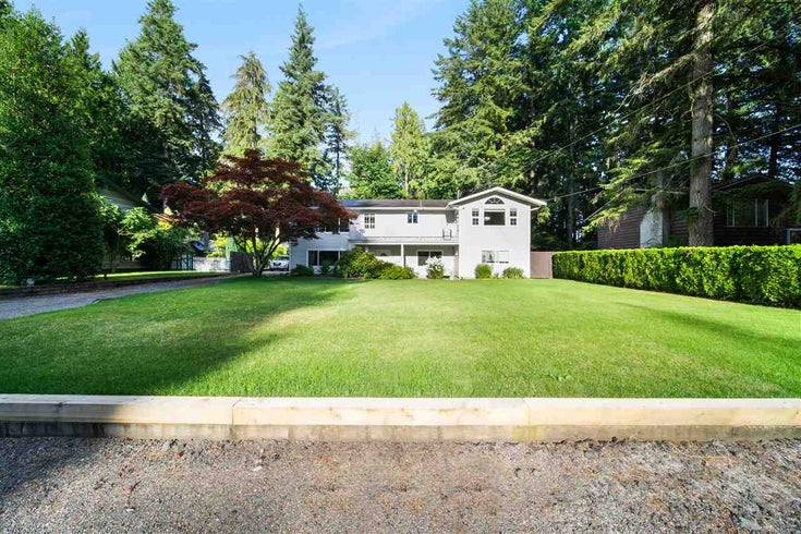 4086 205B STREET - Brookswood Langley House/Single Family for sale, 7 Bedrooms (R2480962)