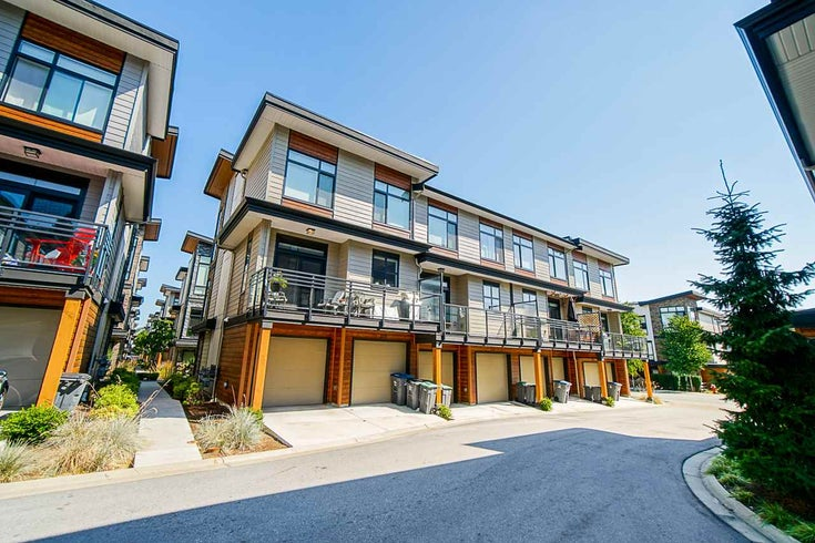 218 16488 64 AVENUE - Cloverdale BC Townhouse for sale, 3 Bedrooms (R2481000)