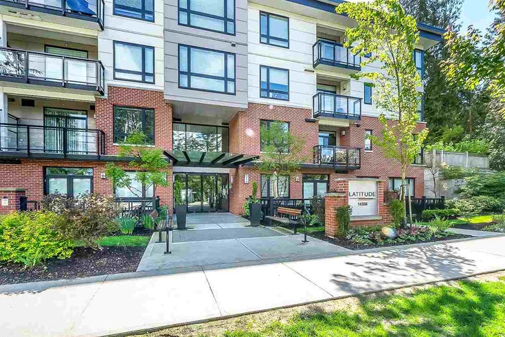 B01 14358 60 AVENUE - Sullivan Station Apartment/Condo for sale, 2 Bedrooms (R2481021)