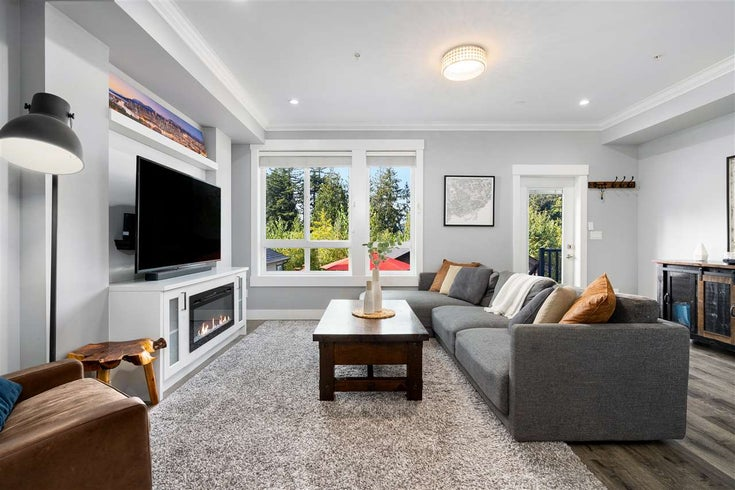 20435 86 AVENUE - Willoughby Heights Row House (Non-Strata) for sale, 4 Bedrooms (R2481057)